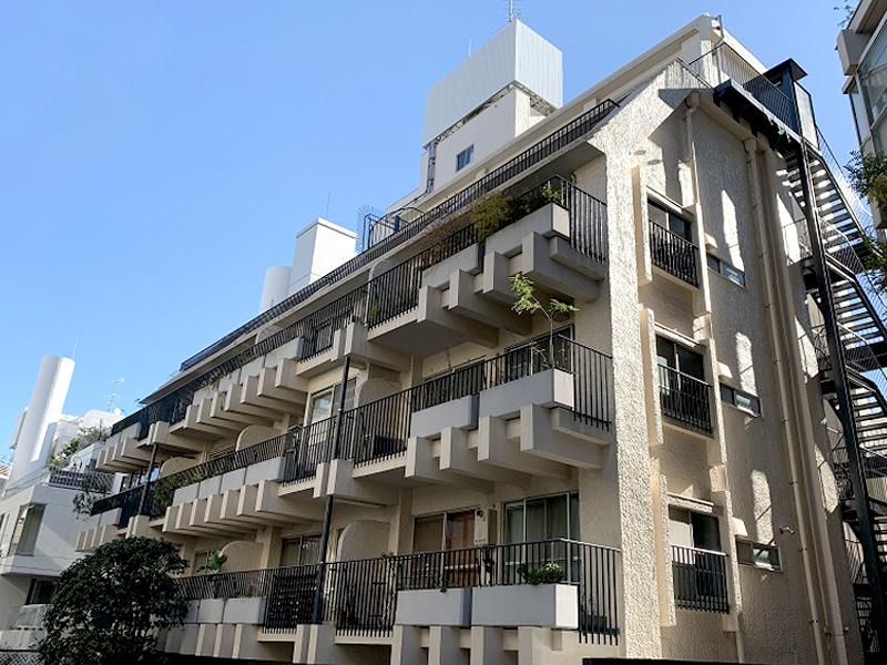 チサンマンション原宿 事務所