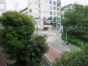 秀和赤坂レジデンス4F_眺望写真