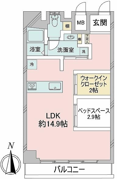 秀和中野本町レジデンス_5F