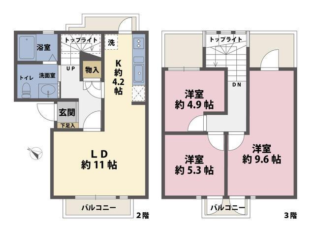 ベルヴィーユ渋谷2-3F