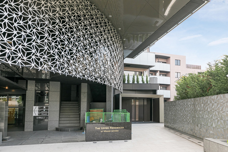 THEUPPERRESIDENCE_外観共用部