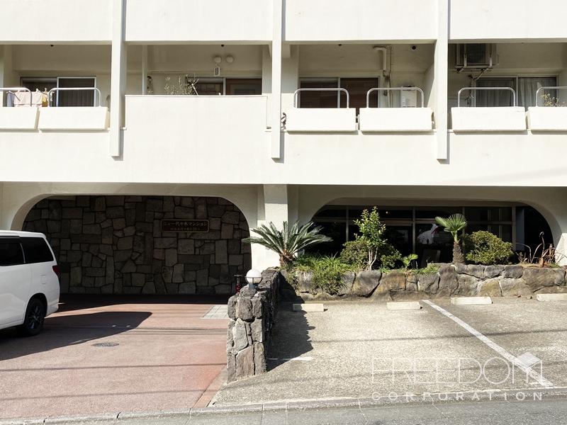 ニュー代々木マンション_外観